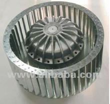 Motorized Impeller Fan