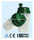 Medical oxygen humidifier bottles