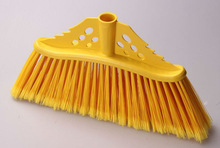 Distributor's favorite yellow broom