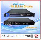 COL5100 mpeg4 encoder ip stream, hd video encoder hdmi h.264