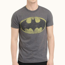 Fashion Bat man logo t shirt