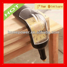 2013Promtion Melting Bottle Clock supplier from china