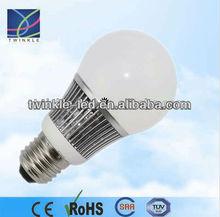 e27 high quality led bulb 5w 12v bulb strobe