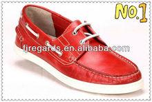 European Casual Fashion Men Boat Shoes