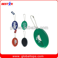Oval Coin Holder for promotion