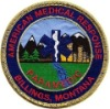 American Medical response, Billings-Montana Badges