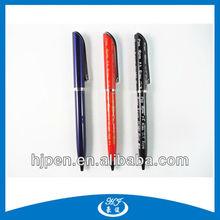 3-Corlor Sport Metal Ball Pen Promotional Personal Pen