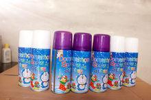 fake artifical aerosol snow spray