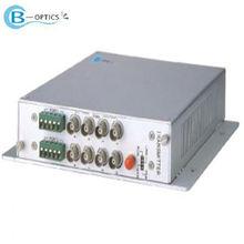 CCTV camera 2 Channel Digital Fiber Optical Video Converter (NF-2V1D-T/R)