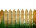 Jardín valla de madera decorativa/enrejado de madera