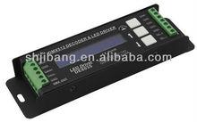 4 Channels 5A/CH DMX512 Decoder RGB Dimmable Driver Led Driver(DE8032)