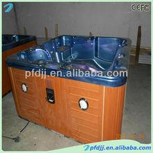Portable Wooden Outdoor Bathtub