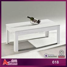 618 contemporary elegant elephant wood table