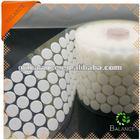 strong nylon medical velcro fastener/adhesive velcro dots