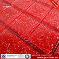 la decoración del hogar de color rojo del azulejo del mosaico