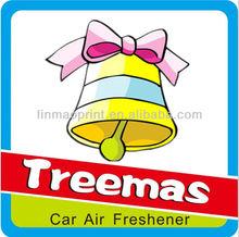 wholesale hanging paper car air freshener
