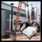 high capacity corn|wheat|cassava starch equipment for drying|starch airflow dryer