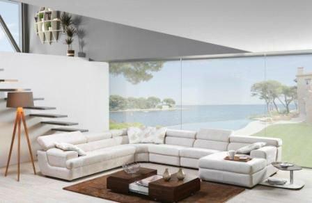 Mobili rio de moderna sala de estar poltronas sala de for Sala de estar de un hotel