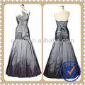 Best Selling Olivia Wilde vestido de tul balón vestido con lentejuelas vestido de la celebridad