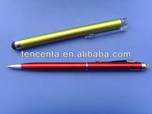 Promotional custom novelty stylus pen for phone/stylus ballpoint pen