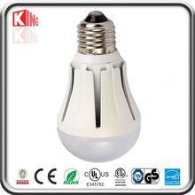 led candel light 2013 7w LED Buld power consumpion,UL E27 Buld