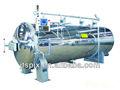 Jt-dg sus304 semi- automática de água ou vapor utilizado único pote de autoclave para conservas de carne na china