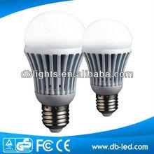 Hot dimmable 6W RGB LED Bulb Light,led light ztl