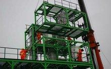 waste oil refinery