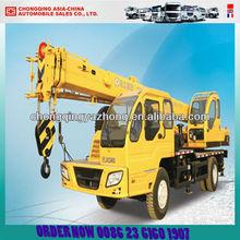 XCMG 12ton Crane truck QY12B.5B.5 for sale