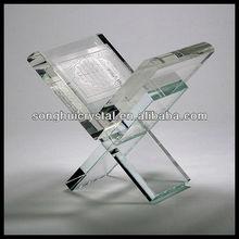 2013 Zhejiang Unique Fashion Design Business Gift High Quality K9 Crystal Trophy