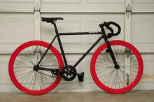 700C purefix fixed gear bike