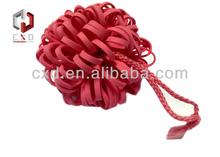 Chinese 2013 colorful eva bath ball (direct company)