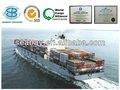 شركة النقل البحري من قوانغتشو الى لبنان