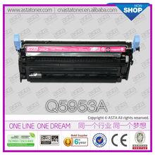 Color printer toner Q5953A for HP