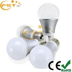 Cost- effective 5W LED bulb light E27 85-265V 25pcs 500lm