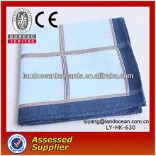 Fashion Mens Knit Cotton Handkerchief