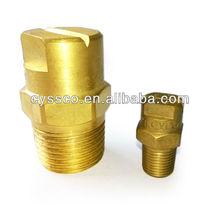 Metal/Brass/SS Flat fan spray nozzle