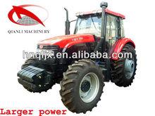 Super digne 120hp 4wd tracteur QLN1204