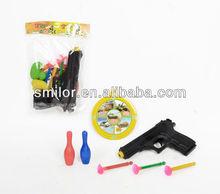 new design soft bullet gun toy for Children
