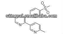 Etoricoxib 202409-33-4 C18H15ClN2O2S