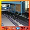 Geladeira espuma de isolamento de espuma de borracha com materia prima de pvc/nbr