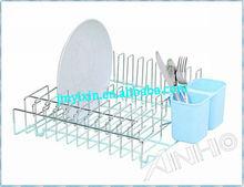Duable organizador titular plato/estante de la cocina titular de la placa/plato de cocina estante de secado