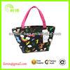 Fashion Large Zipper Sublimation Tote Bag, 2014 Wholesale Beach Bag