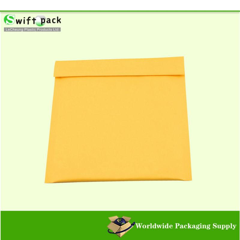 Kraft bubble mailing envelopes