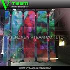 magic window display /Transparent glass LED screen display