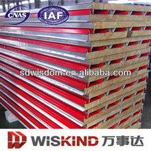 Heat Preserving Decorating Metal Panel &exterior wall panel