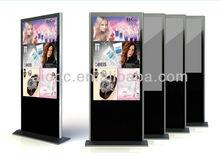 55 Inch 3G/Wfi Network Digital Signage 3D Ad Player
