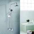 2013 Mezclador para ducha y baño de latón, nuevo diseño, QL-1068