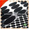 Adhesive velcro die cut strips hook and loop nylon tape