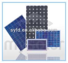 100W PV Modules Monocrystalline Solar Panel